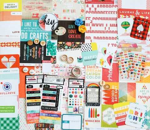 She's Crafty Daily Diary Kit (1 in stock)