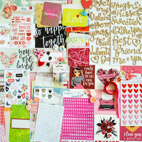 So Sweet Daily Diary Kit (1 in stock)