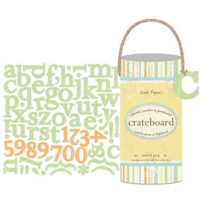 Crate Paper Baby Bee Crateboard