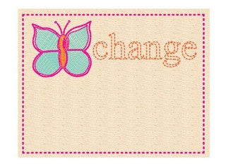 Prima Canvas Tags - Change