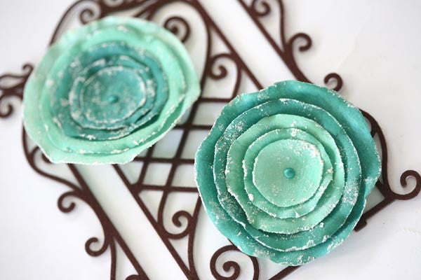Prima Lollipops- frosty aqua