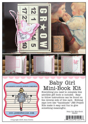 Jenni Bowlin Project Kit- Baby Girl