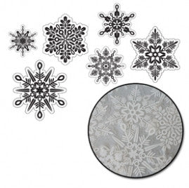 Maya Road Snowflake Transparencies