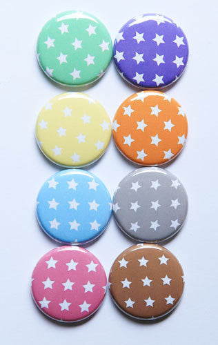 A Flair for Buttons - Sherbert Stars