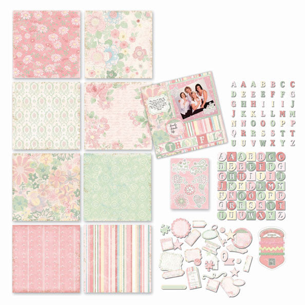 Melissa Frances Thankful Page kit
