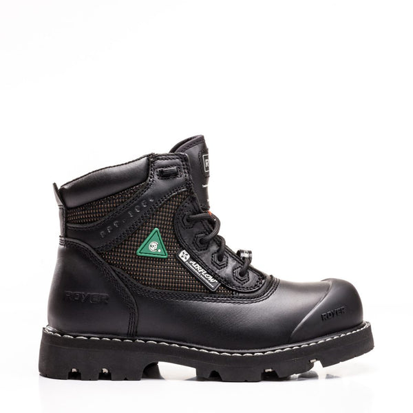 "8400FLX - 6"" FLX™ Metal-Free and Waterproof Boot SHIELDTEX™"