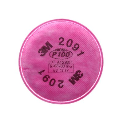 2091 Particulate Filter, P100