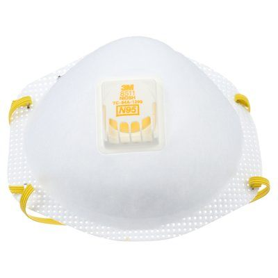 8511 Particulate Respirator, N95