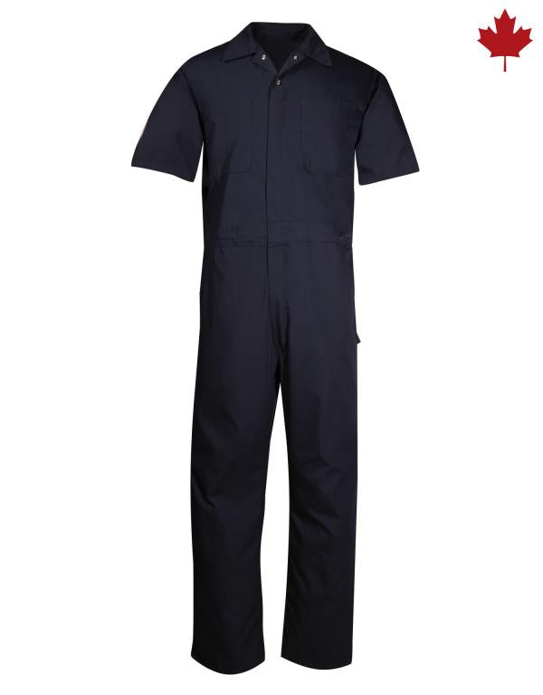 405 Short Sleeve Unlined Coverall