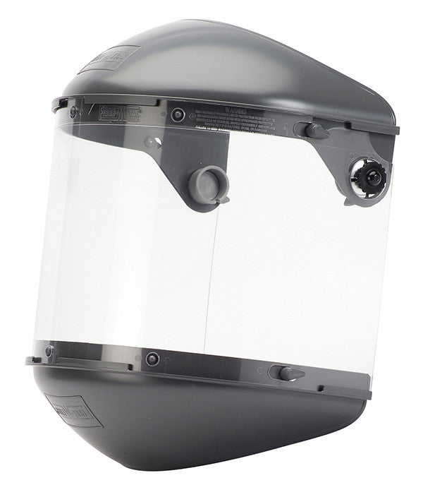 Dual Crown Faceshield