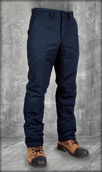 Quilted Work Pants