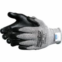 Superior Touch® Cut Resistant Foam Nitrile Palm-Coated Gloves