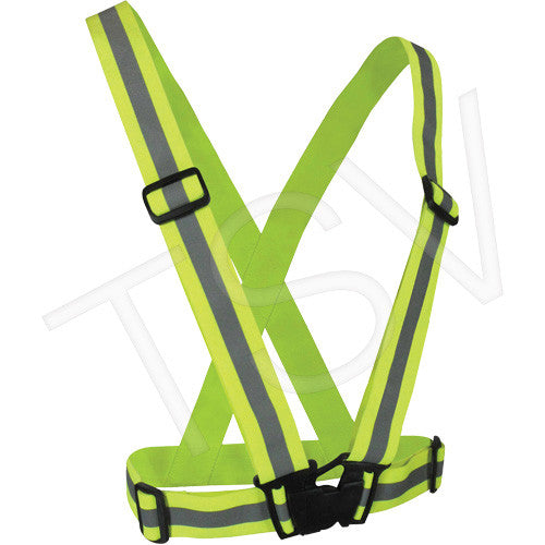 Elastic Safety Harness