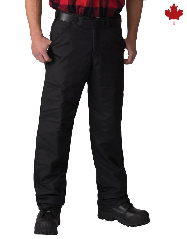 338 Nylon Pant with Poly-Quilt Liner
