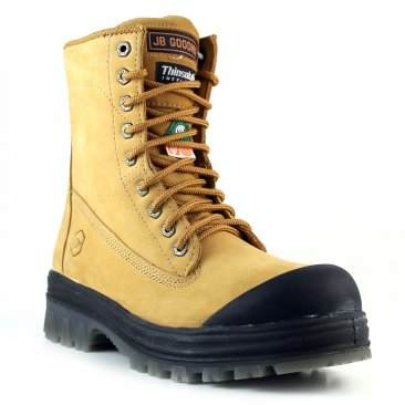 "14080 -  DYNAMIC Wheat Men's 8"" Work Boot"