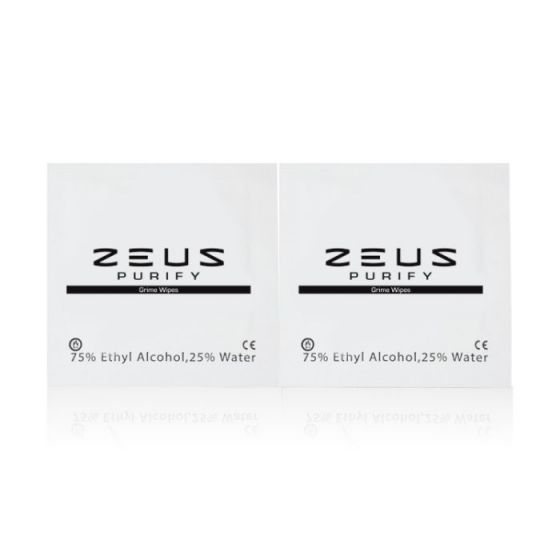 Zeus Grime Wipes