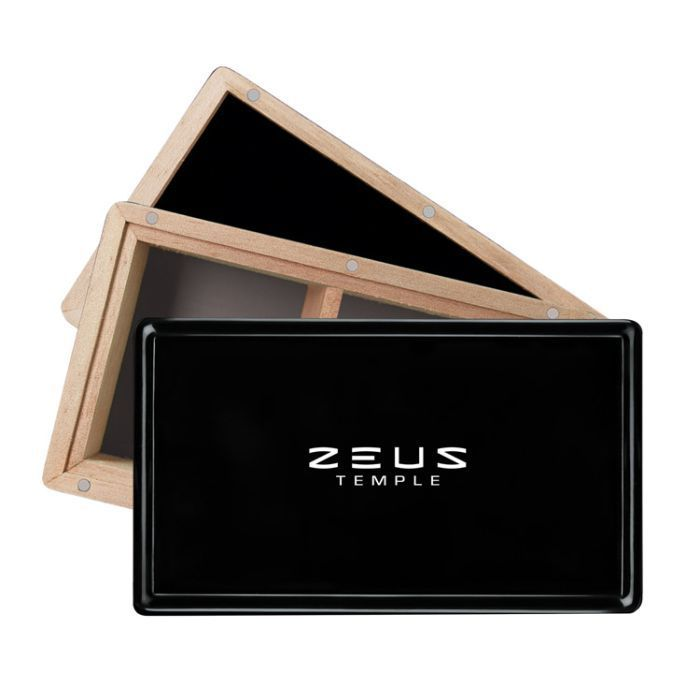 Zeus Temple Herb Box