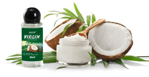 Virgin Coconut Oil for Constipation