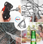 9 in1 Folding Plier Keychain