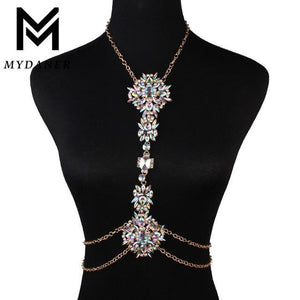 Necklace Bodychain
