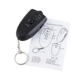 Mini Breathalyzer / Alcohol Tester
