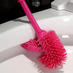 Silicone Rubber Toilet Brush