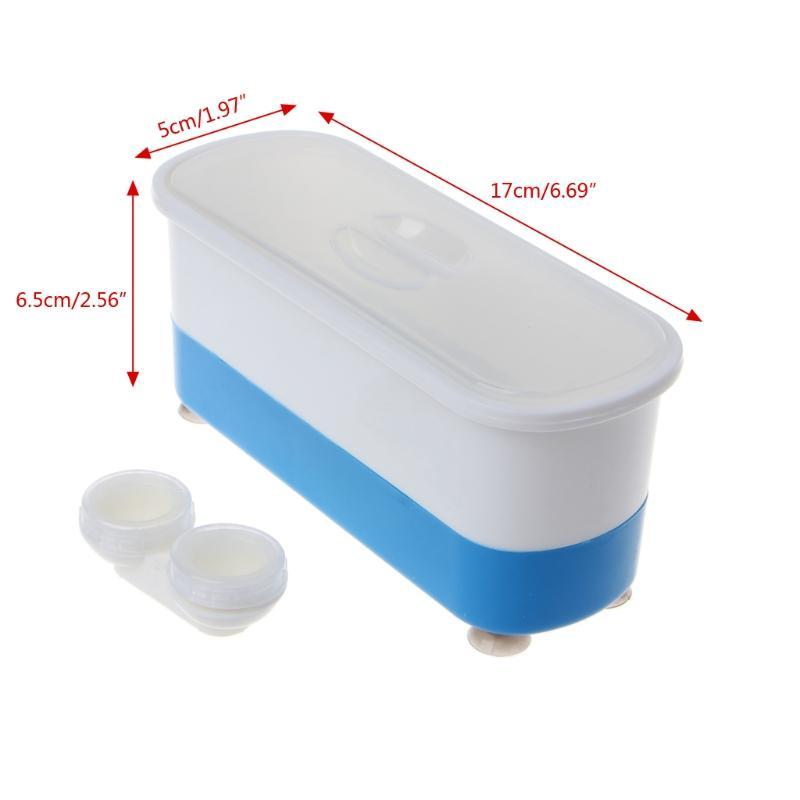 2in1 Professional Ultrasound Wave Washing Cleaner