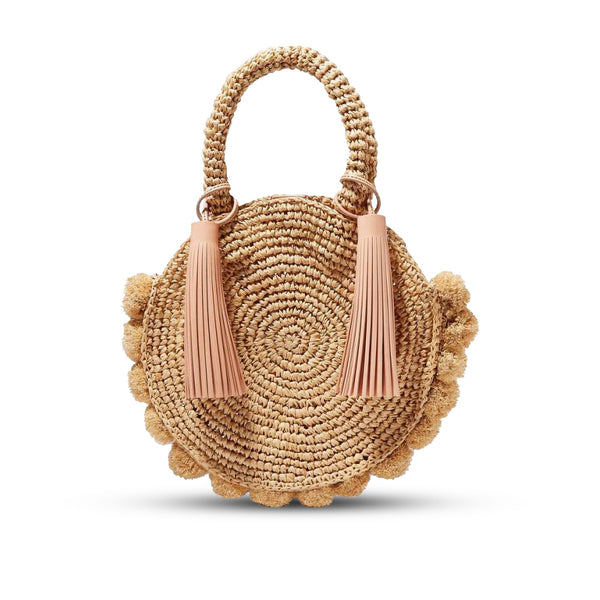 Louisiana Raffia Bag