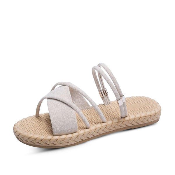 Bluebell Raffia Sandals
