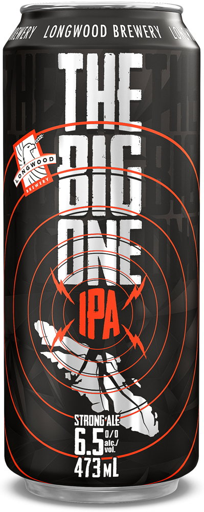 The Big One IPA <span>4 pack (473 ml cans)</span>