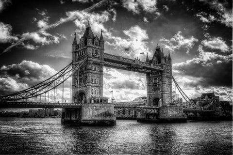 Tower Bridge Canvas