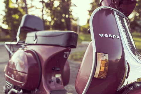 Vespa Canvas