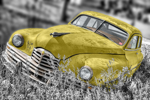 Vintage Car 6 Canvas