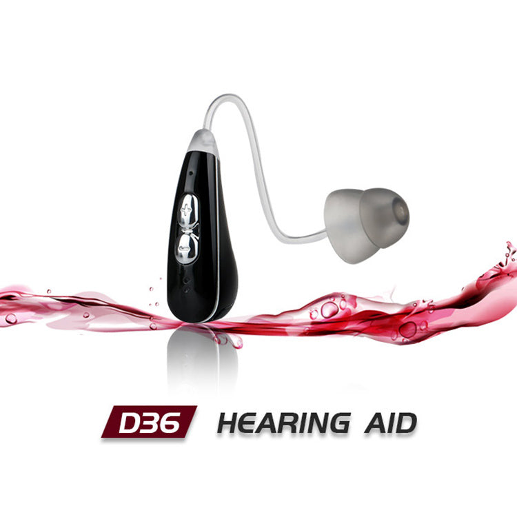 Jh-D36 digital BTE hearing aids open fit