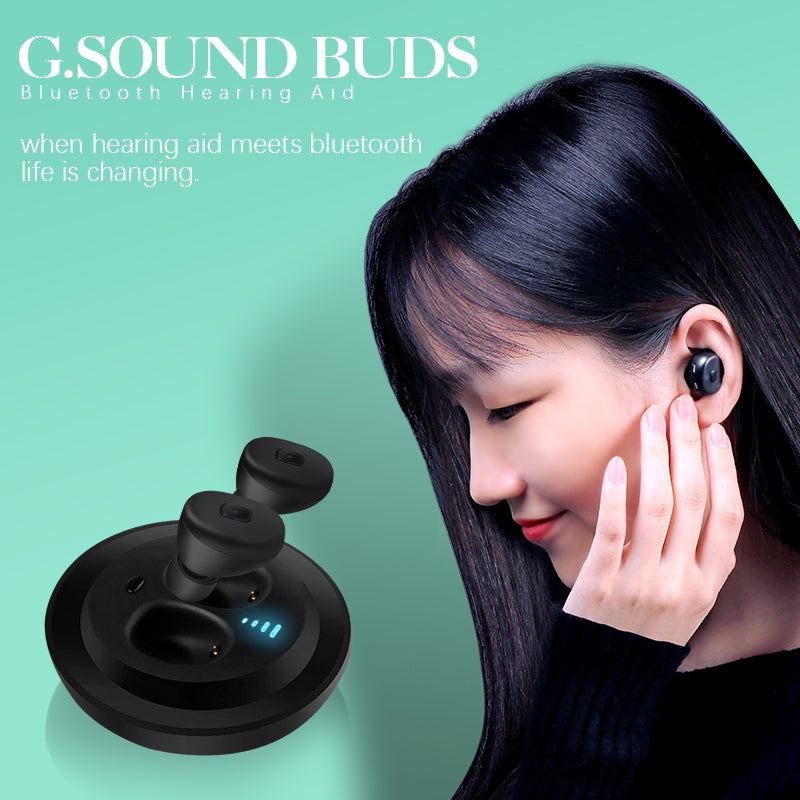 JH-W2 Bluetooth Hearing aid