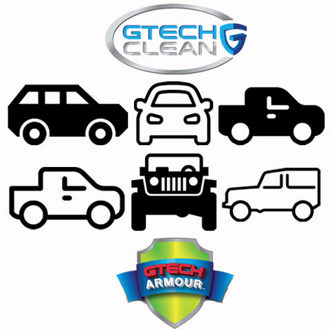 disinfect your car. how to disinfect and protect your car with GTech Products