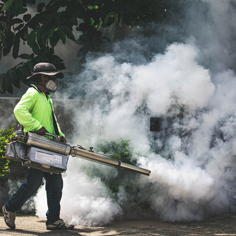 insecticide fogger