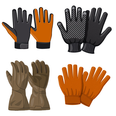 reusable gloves with grip