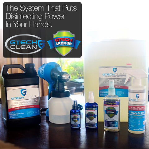 best disinfecting products