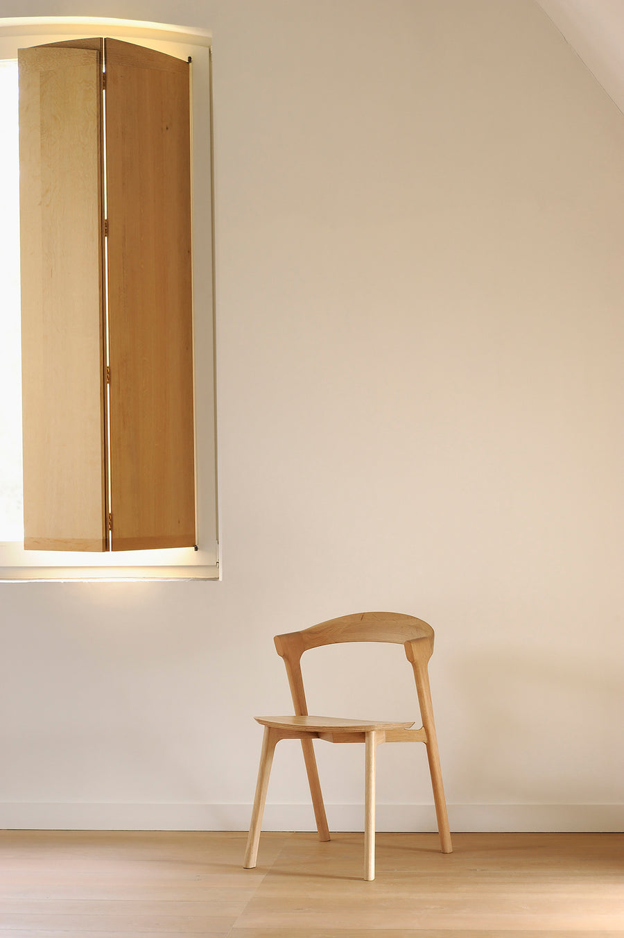 amelie oak dining chairs
