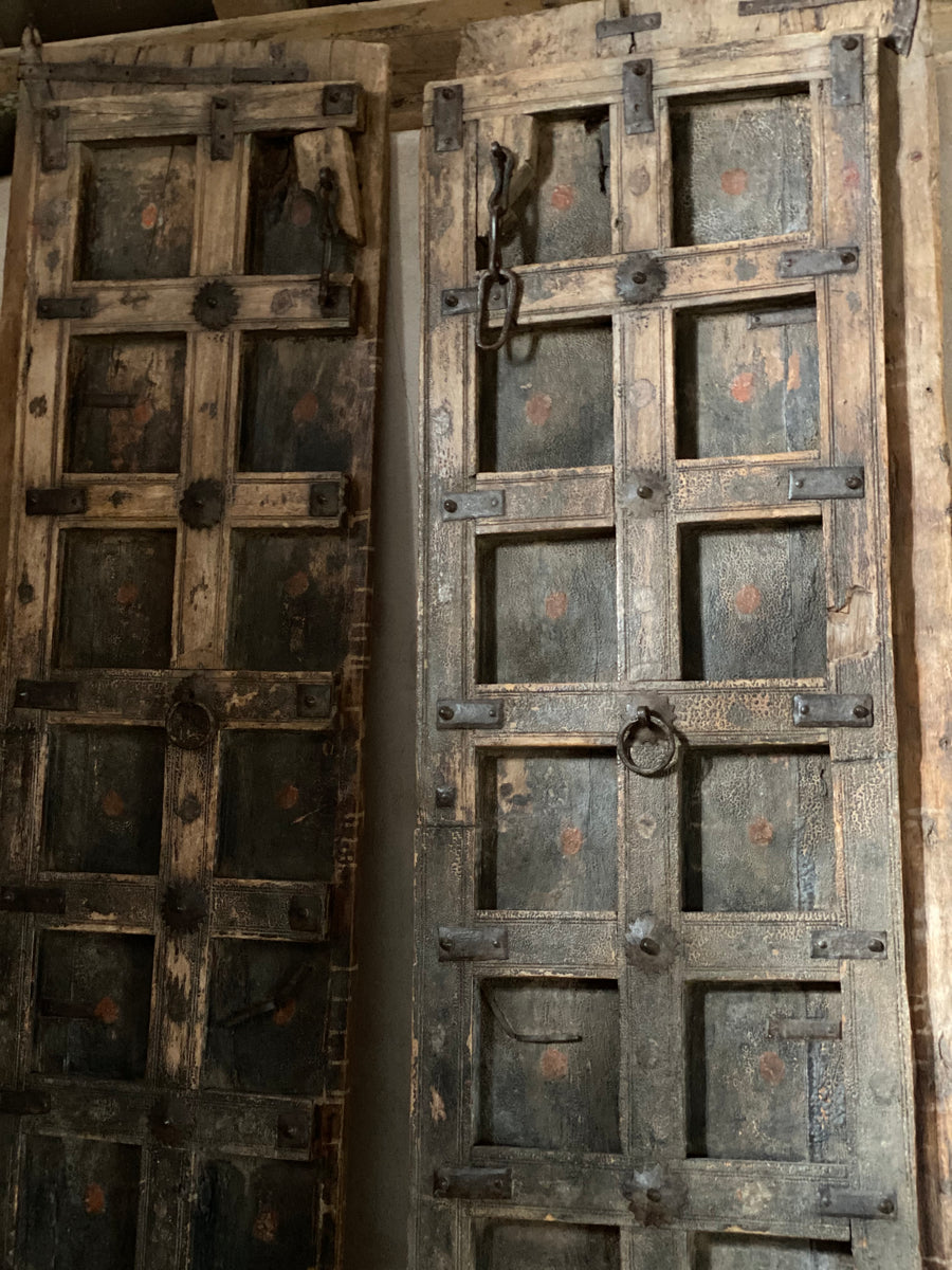 pair of doors from rajasthan