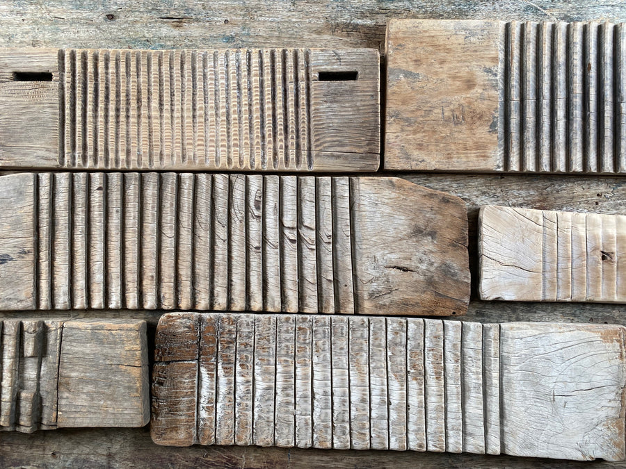 old weathered washboards