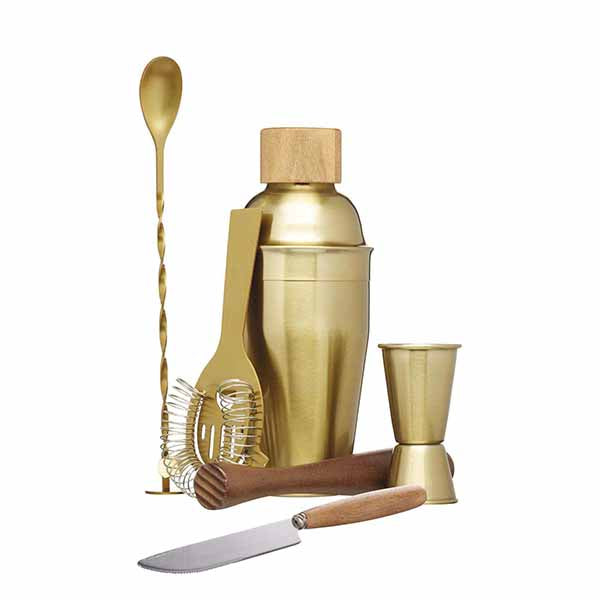 Deco Cocktail Set - The Quirky Home Co