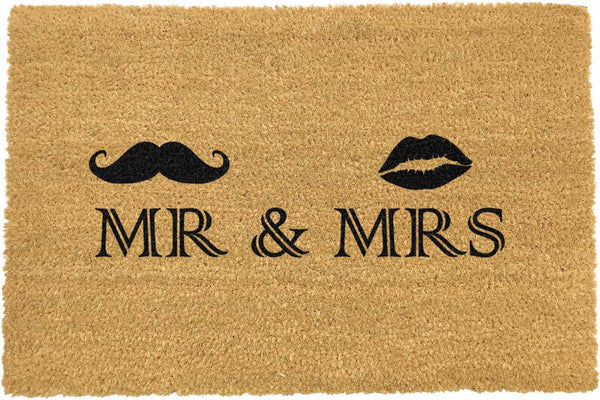 Mr and Mrs Doormat - The Quirky Home Co