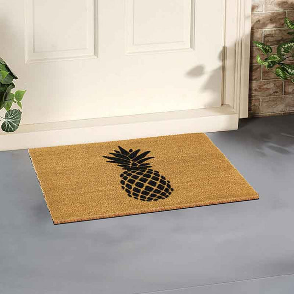 Pineapple doormat - The Quirky Home Co