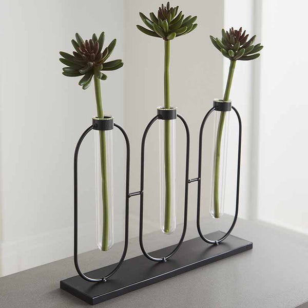 Test Tube Flower Holder - The Quirky Home Co