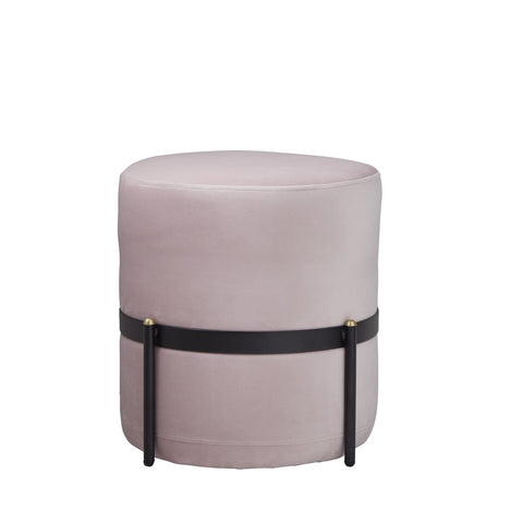 Pale Pink Stilts Stool - The Quirky Home Co