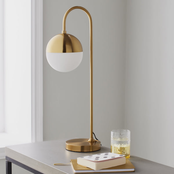 Mayfair Gold Table Lamp - The Quirky Home Co