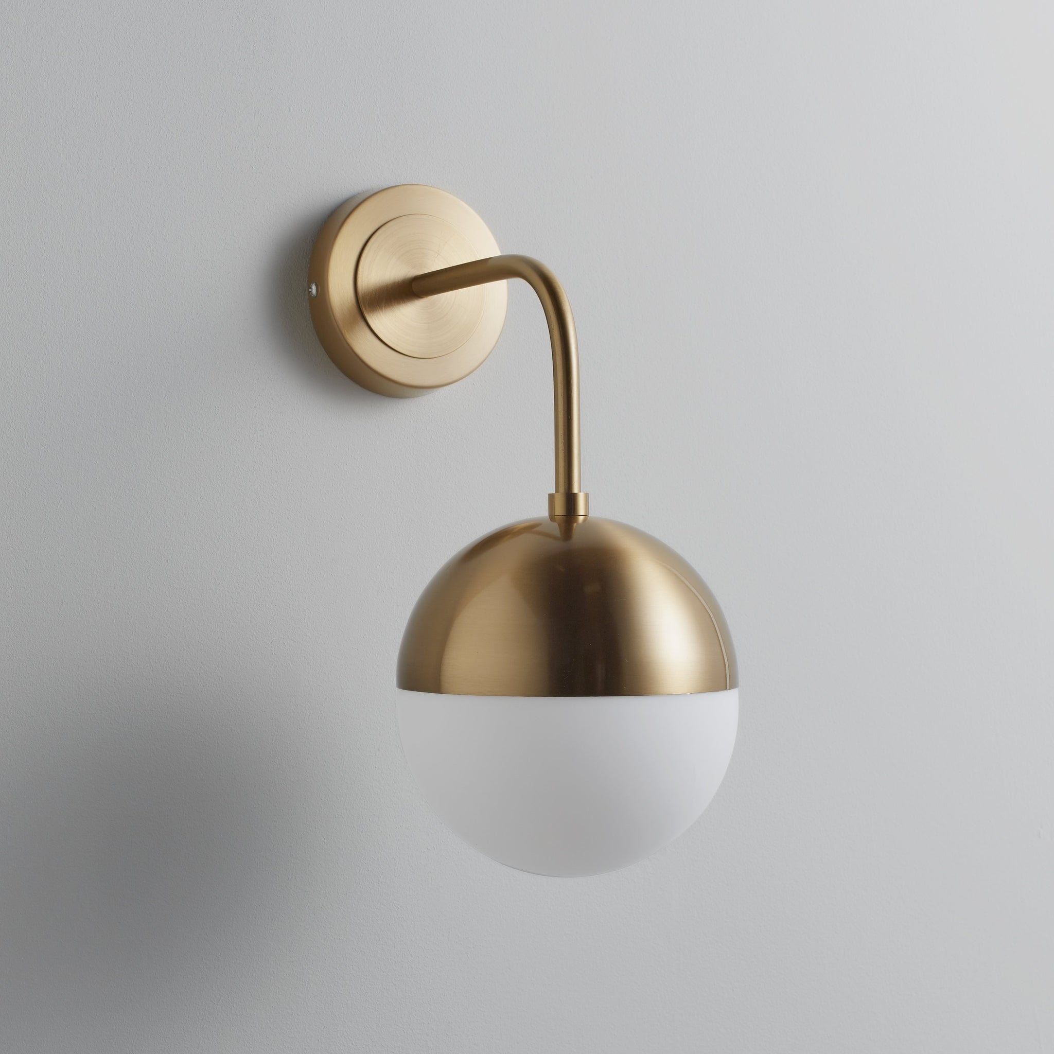 Mayfair Gold Wall Lamp - The Quirky Home Co