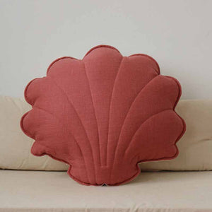 Goji Linen Shell Cushion